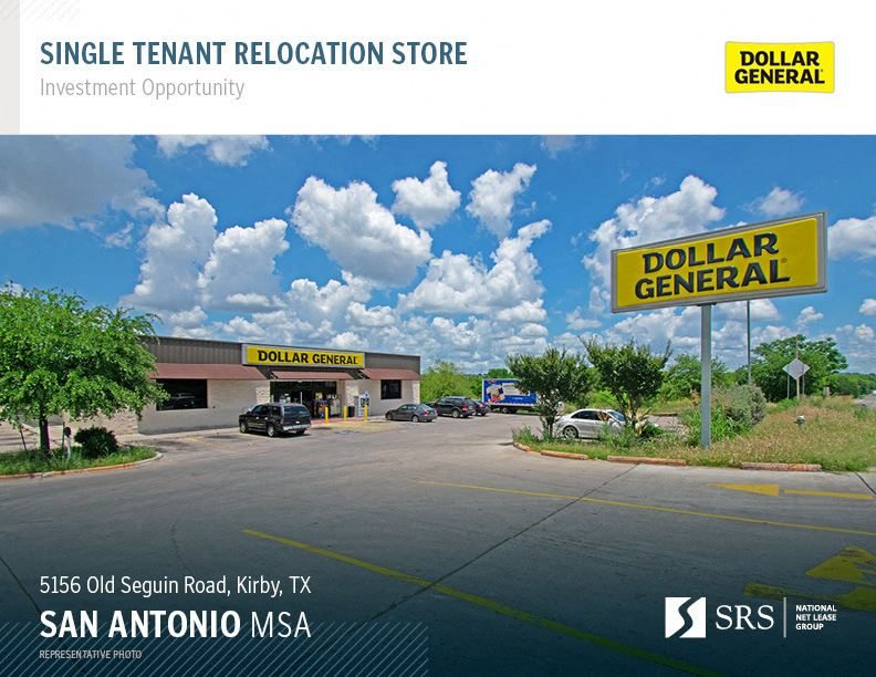 Kirby, TX - Dollar General Relocation Store