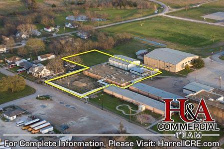 Former Mart High School Classrooms & Smaller Gymnasium - Mart
