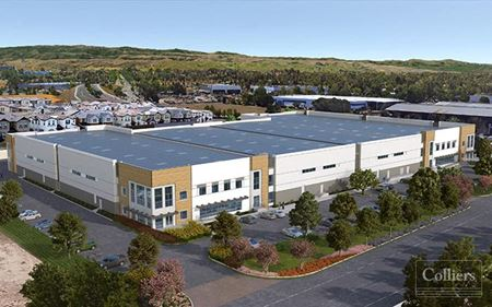 WAREHOUSE/DISTRIBUTION SPACE FOR LEASE - Livermore