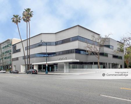 9001 Wilshire Medical Building - Beverly Hills