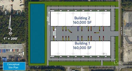 Lane Industrial Park | Lane Ave. & W. 12th St. - Jacksonville
