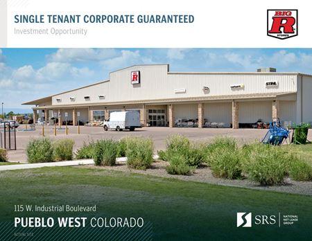 Pueblo West, CO - Big R - Pueblo West