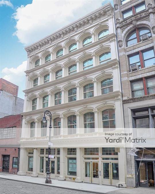 165 Mercer Street