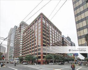 California State Bar Assoc. Building - San Francisco