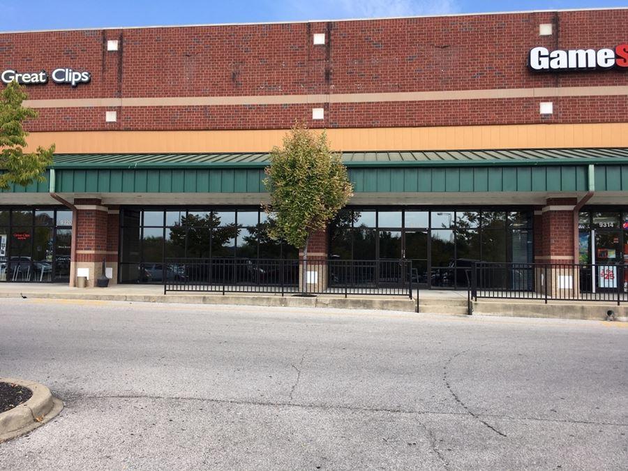 Cedar Springs Shopping Center