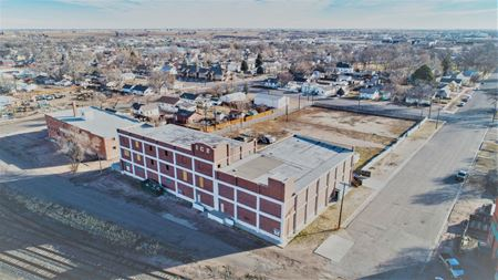 1120 6th Ave, Greeley, CO 80631- Greely Ice House Sale/Lease - Greeley