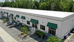Roosevelt Commerce Center | 5,880 ± SF Office/Warehouse | 7254 Golden Wings Rd.