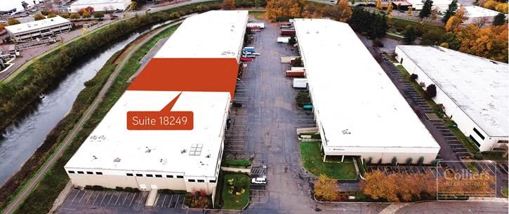 FOR LEASE | 30,126 SF at Southcenter South Industrial Park