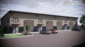 Flex / Warehouse Condos - Convenient Airport Location - Missoula