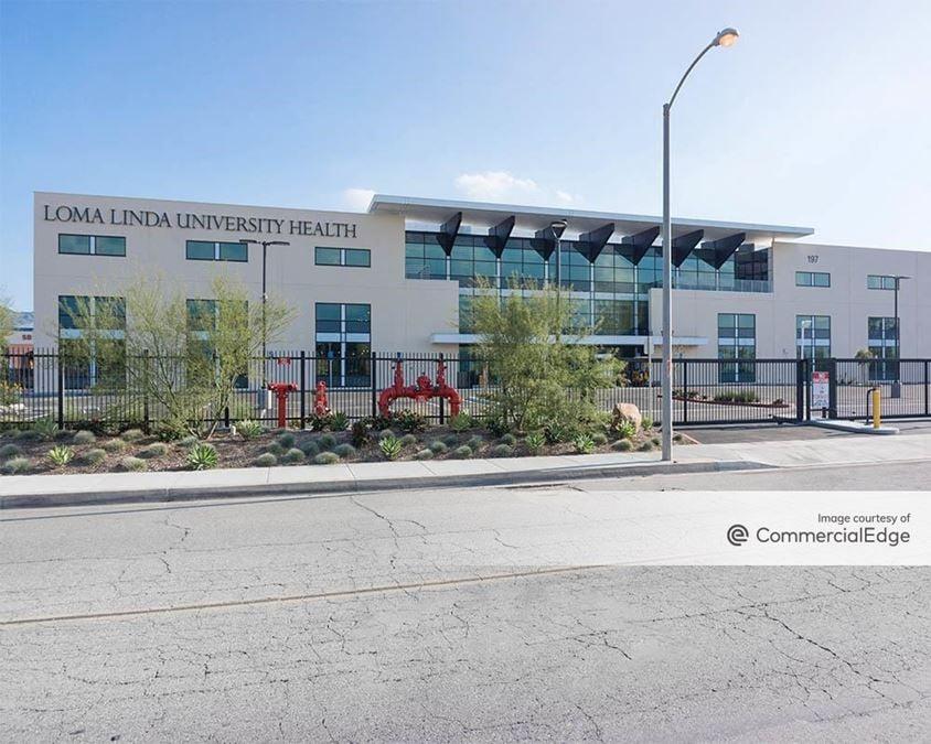 Loma Linda University Shared Services Building