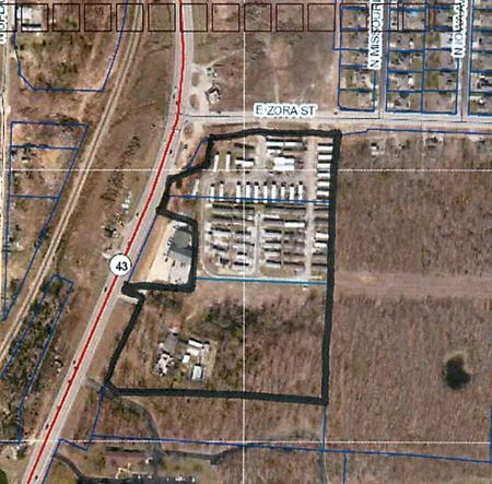 SE Corner of Main & Zora - Joplin