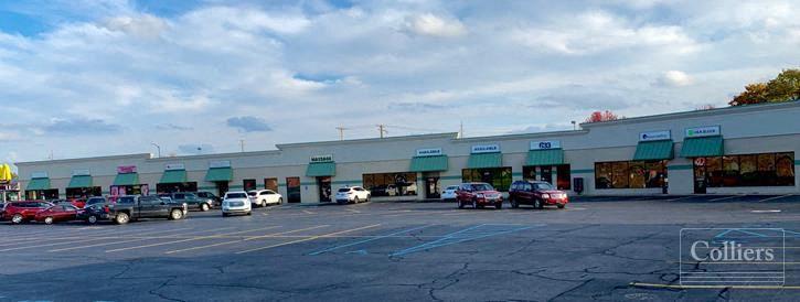 Shopping Center for Lease