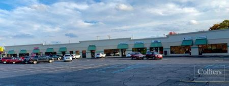 Shopping Center for Lease - Holland