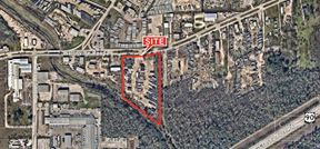 For Lease | ±9.44 Acres Stabilized Industrial Yard