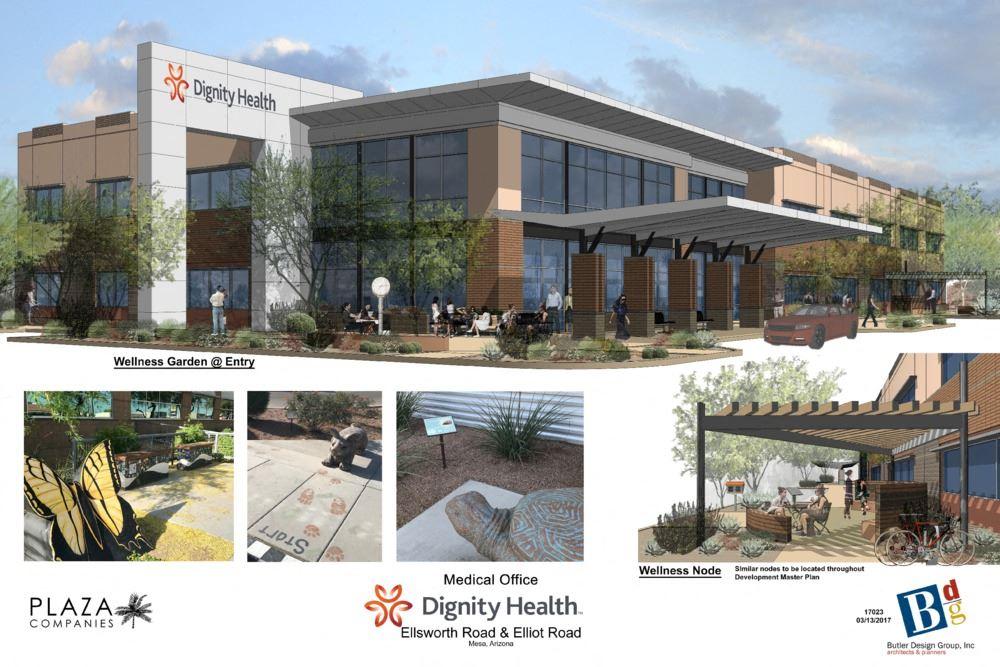 Dignity Health East Mesa MOB