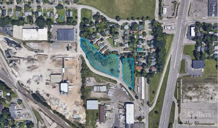 Benjamin, Lansing, Michigan - 2 Vacant Land Lots - Lansing