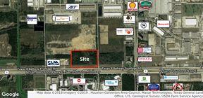 24.21 Acres of Land on Beltway 8 & Milner Road