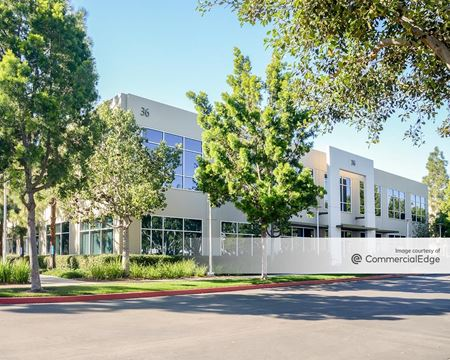 Lakeview Business Center - 36 & 38 Technology Drive West - Irvine