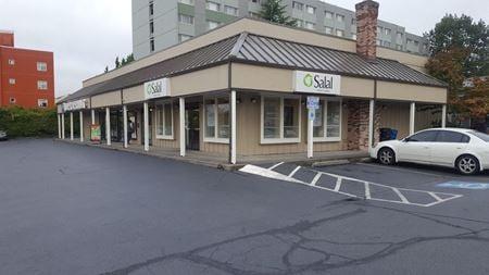 Former Salal Credit Union - Seattle
