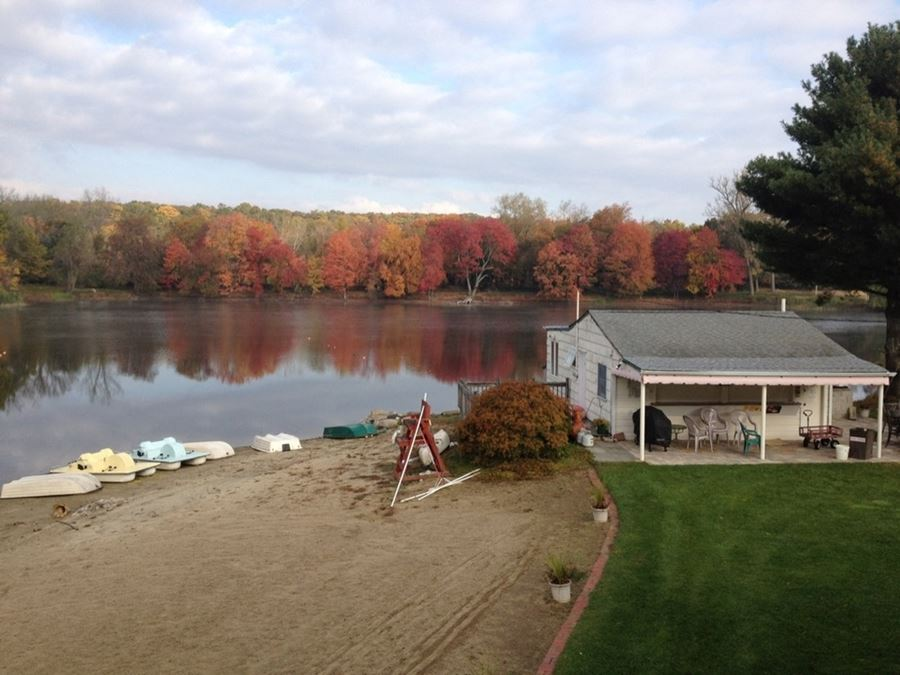 Private Lake & Home 1 hour from NYC Morris County