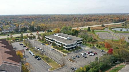 Class A Office Space for Lease   Riverwoods Corporate Center - Riverwoods