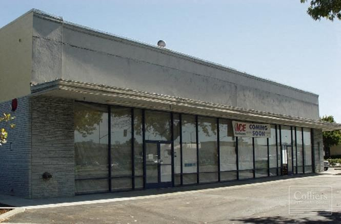 FREESTANDING SPACE FOR LEASE