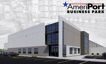 For Lease | AmeriPort Business Park Building 3 ±233,200 - Baytown