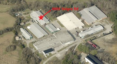 7,020 - 21,020 SF For Lease - Knoxville