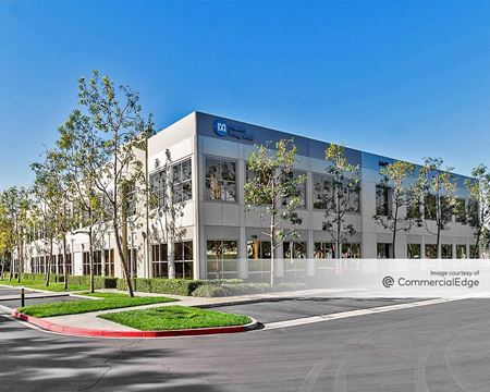 Oak Creek Business Center - 6430 & 6440 Oak Canyon - Irvine