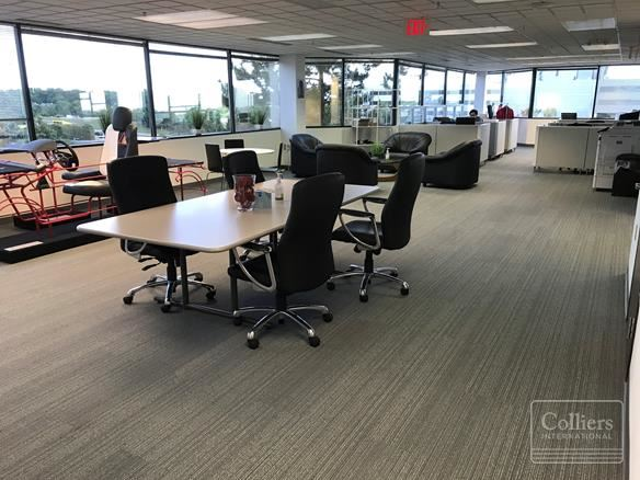 For Sublease > 9,122 SF Office Available Immediately Through April 30, 2026 Spacious Layout With Great Views Novi MI