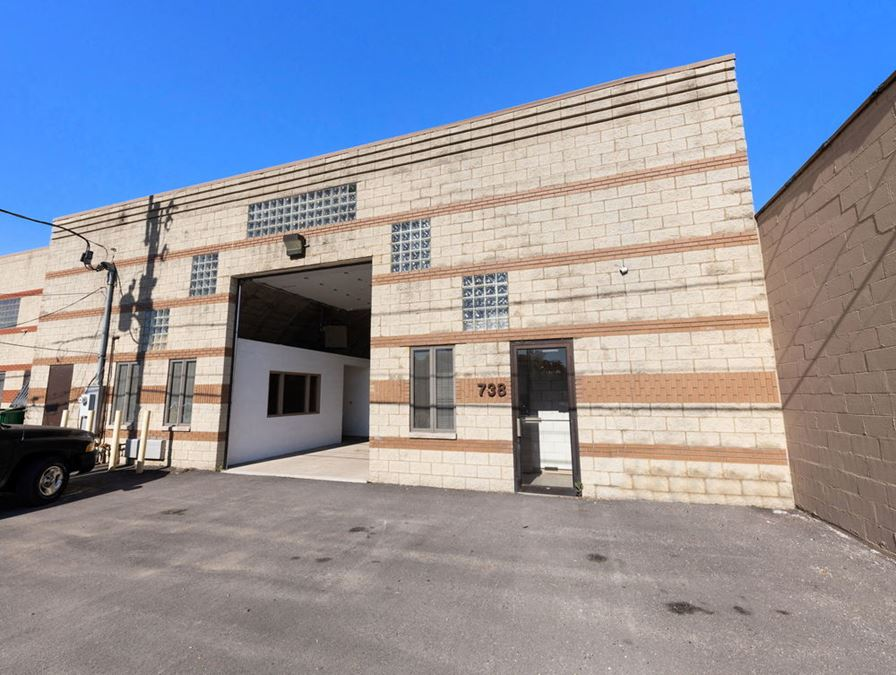 Small Industrial Building For Lease