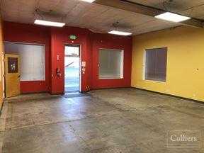 Close In Flex/Industrial Building