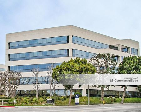 The Courtyard at Corporate Point - 200 Corporate Pointe - Culver City