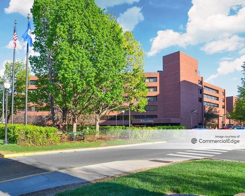 Abbott Northwestern Hospital - Wasie Building