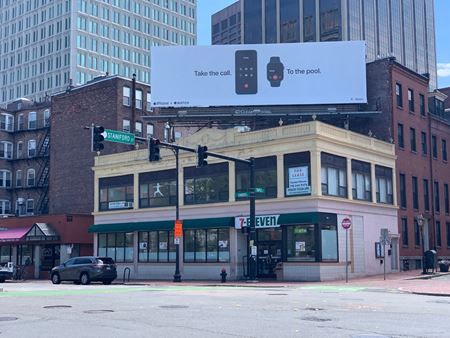 122-128 Cambridge Street - Boston