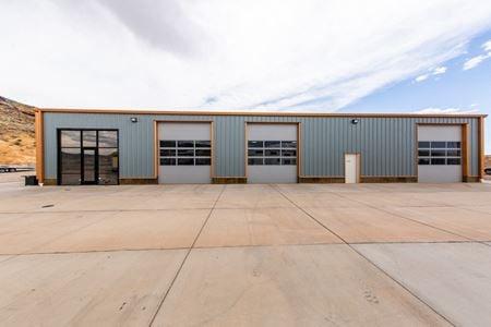 Fairgrounds Industrial Building + 6 Acre Property - Hurricane
