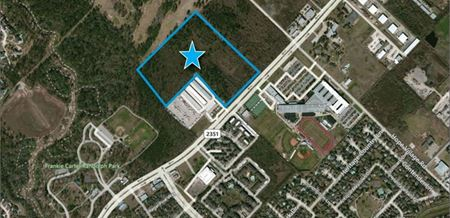 For Sale    ±29.37 Acres Vacant Land - Friendswood