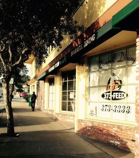 The Five Corners Building - Monterey