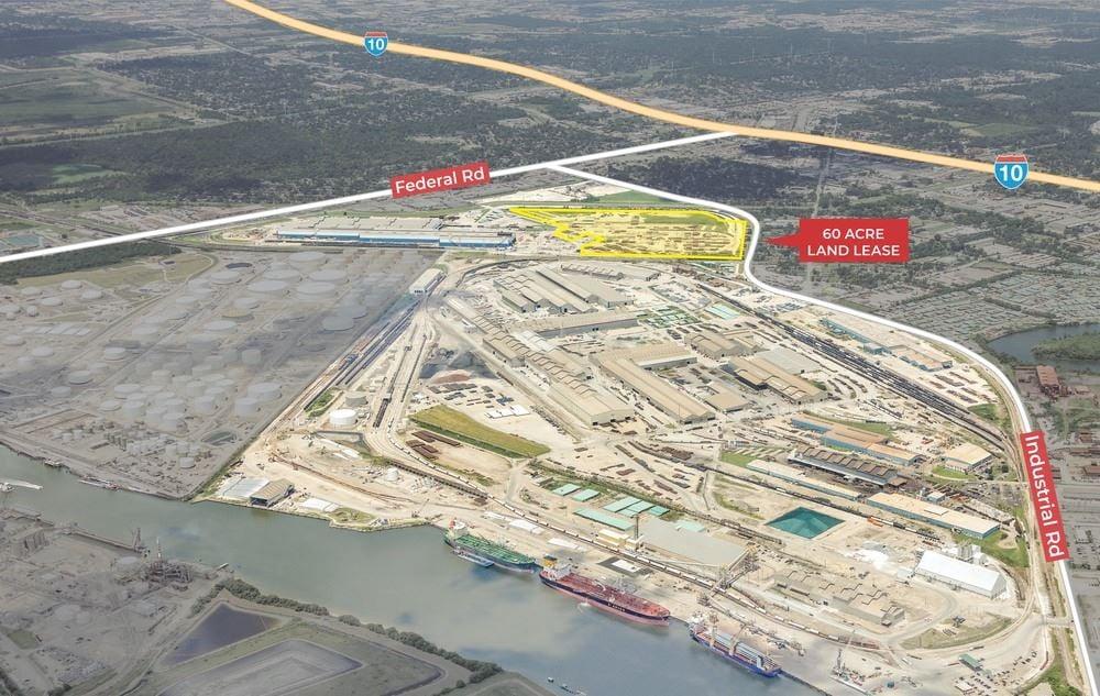 Greens Port Industrial Park, 60 Acre Land Lease