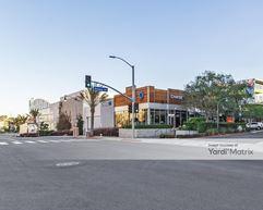 Runway at Playa Vista Shopping Center - Los Angeles
