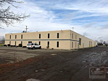 For Lease > Industrial > Warehouse - Taylor