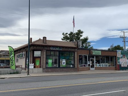 3900 W Colfax Ave - Denver