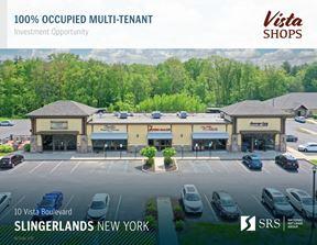 Slingerlands, NY - Vista Shops