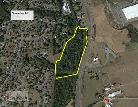Cloverdale Rd Development Opportunity - Roanoke