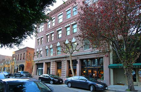 414 Jackson Street - Prime Jackson Street Location - San Francisco