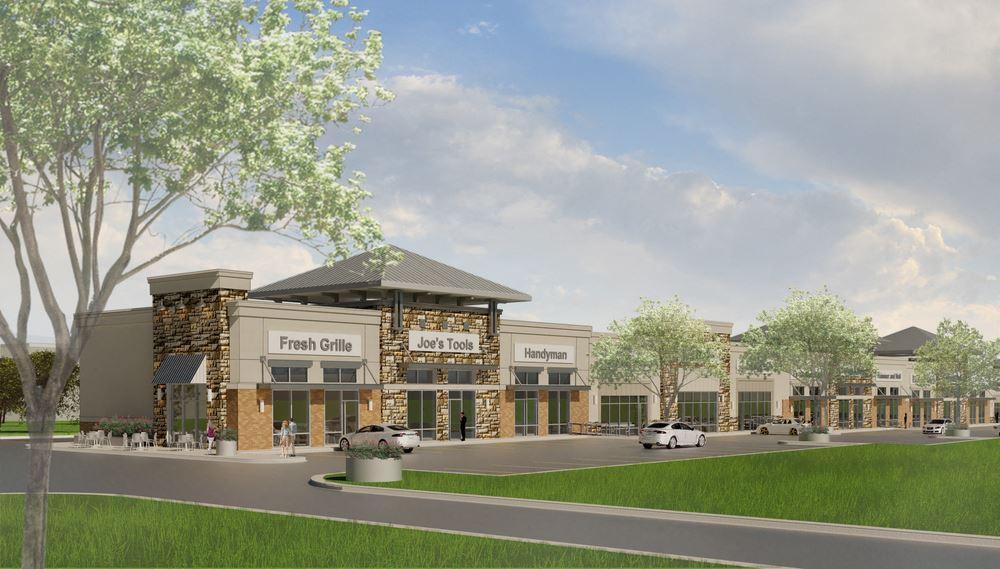 Robinson Retail Center