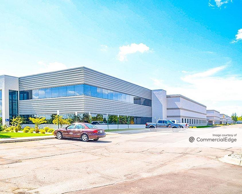 Detroit Metro Airport Center - 11101 Metro Airport Center Drive