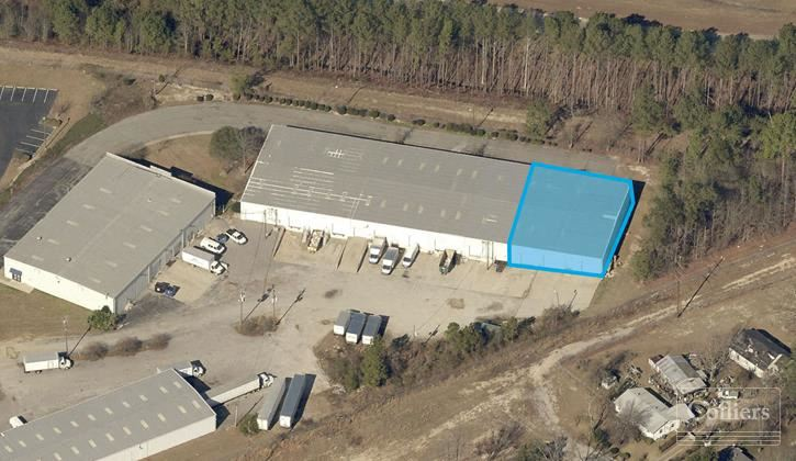 Warehouse Space off of I-77