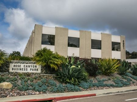 Rose Canyon Business Park - San Diego