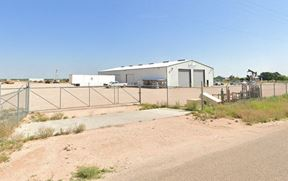 14,186 SF Industrial/Office on 21.85 AC - Odessa